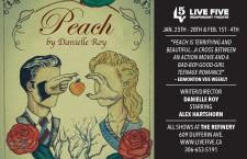 Peach by Danielle Roy