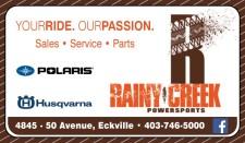 YOUR RIDE. OUR PASSION. Sales • Service • Parts