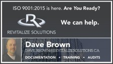 Are You Ready? We can help. REVITALIZE SOLUTIONS