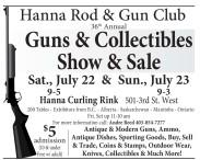 36th Annual Guns & Collectibles Show & Sale