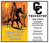 Welcome to Hanna all Rodeo Fans & Contestants