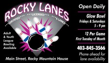 Adult & Youth League Bowling Available