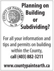 Planning on Building or Subdividing?