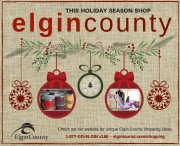 THIS HOLIDAY SEASON SHOP in Elgin County
