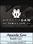 Amanda Gaw Barrister and Solicitor Family Law