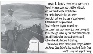 Trevor L. Jones