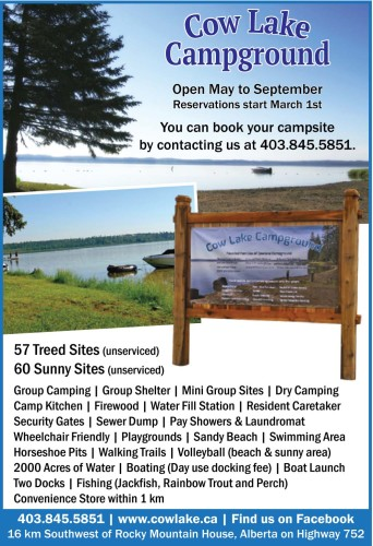 Open May to September Reservations start March 1st