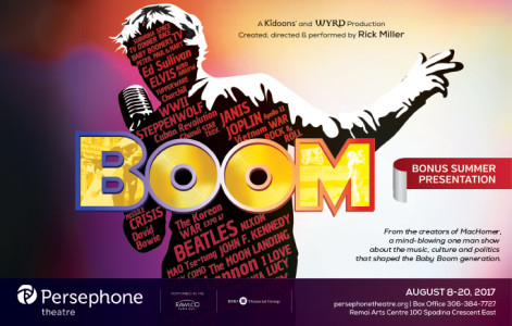 Boom : Bonus Summer Presentation
