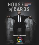 HOUSE of CARDS Wednesdays 9pm