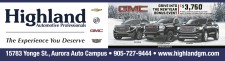 DRIVE INTO THE NEW YEAR BONUS EVENT at Highland Auto