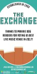 THE EXCHANGE Voted BEST LIVE MUSIC VENUE