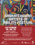 SASKATCHEWAN ARTISTS OF ABILITY FESTIVAL