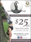 NORTHERN STAR yoga from Studio to Street in Style!
