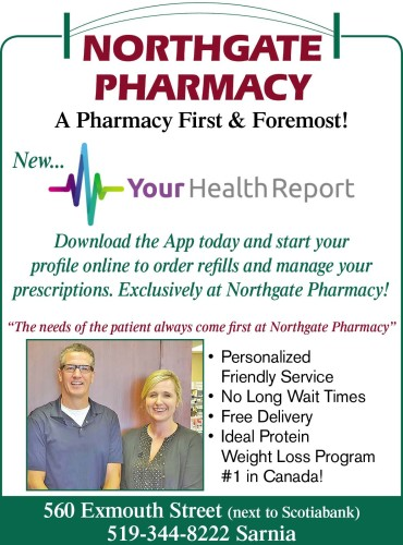 """The needs of the patient always come first at Northgate Pharmacy"""