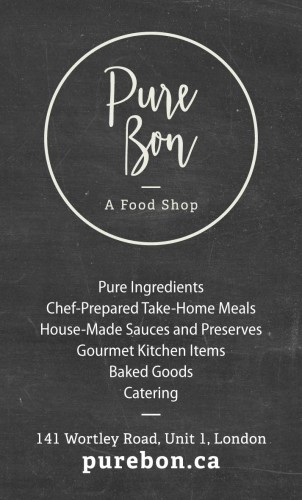 Pure Ingredients Chef-Prepared Take-Home Meals