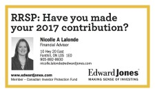 RRSP: Have you made your 2017 contribution?