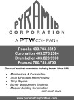 Electrical and Instrumentation Industry Leader Since 1993