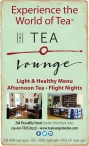 Experience the World of Tea