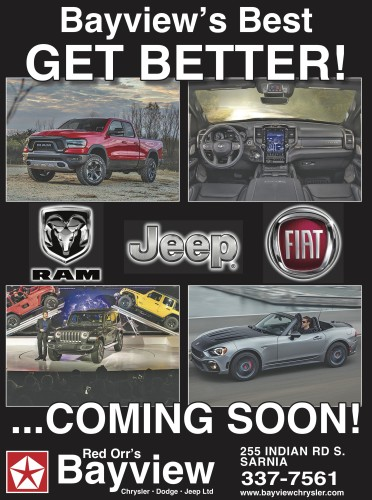 Bayview's Best GET BETTER at Bayview Chrysler
