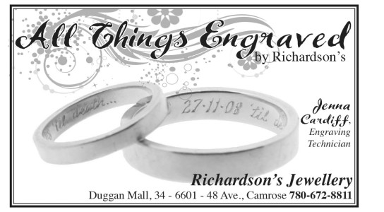 All Things Engraved By Richardson's