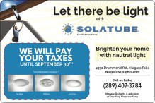 Let there be light with SOLATUBE