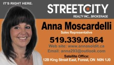 IT'S RIGHT HERE at STREETCITY REALTY INC, BROKERAGE