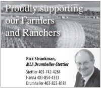 Proudly supporting our Farmers and Ranchers