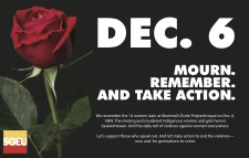 MOURN. REMEMBER. AND TAKE ACTION.