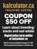 $50 OFF with Kalculator Training