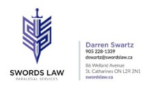 SWORDS LAW PARALEGAL SERVICES