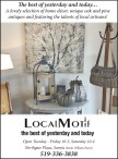 A lovely selection of home décor, unique oak and pine antiques