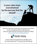 Is your sales team overwhelmed by the journey that lies ahead?