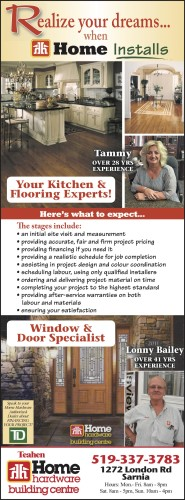 Your Kitchen & Flooring Experts!