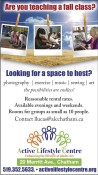 Looking for a space to host?