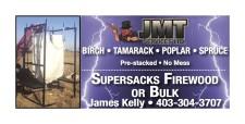 JMT Services BIRCH - TAMARACK - POPLAR - SPRUCE