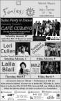 TD Sunfest World Music & Jazz Series '17 - '18