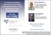 Freedon 55 Financial: A division of London Life Insurance Company