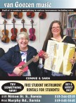 FREE STUDENT INSTRUMENT RENTALS FOR STUDENTS!