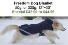 Freedom Dog Blanket