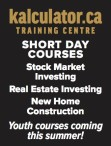 SHORT DAY COURSES with Kalculator Training