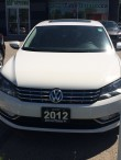 2012 Volkswagen Passat 2.0 TDI Comfortline (A6)