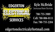 Kyle McBride Journeyman/Master Electrician