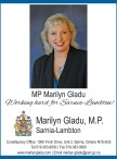 MP Marilyn Gladu  Working hard for Sarnia-Lambton!