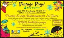 Vintage VINYL & Hemp Emporium
