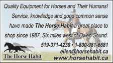 Quality Equipment for Horses and Their Humans!