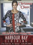 Gift Certificates Always Fit at  HARBOUR BAY CLOTHING