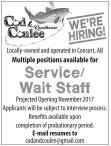 Service-Wait Staff