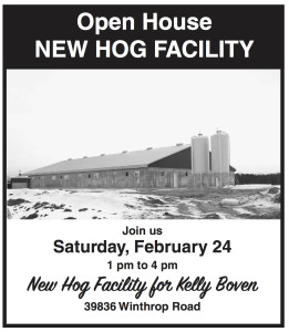 New Hog Facility Open House