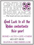 Good Luck to all the Rodeo contestants this year!