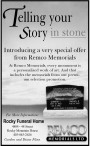 Telling your Story in stone
